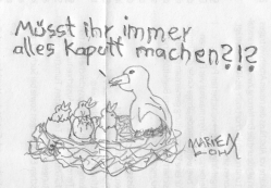 Marien Loha - Kaputt machen